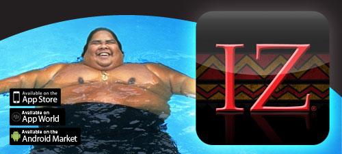 Get the IZ App Now!